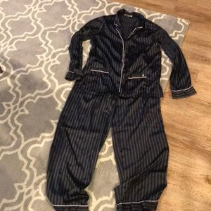 Victoria's Secret silk pajama set